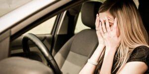 Conducir un coche sin seguro a tu nombre