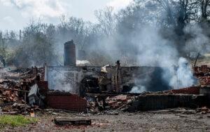 Indemnización por incendio vivienda