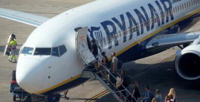 Indemnización retraso Ryanair