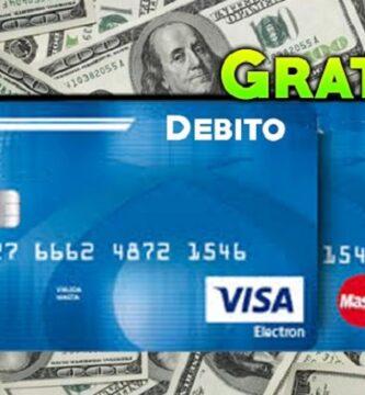 tarjetas de credito gratis