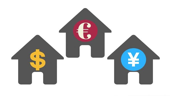 ¿Qué es una hipoteca multidivisa?