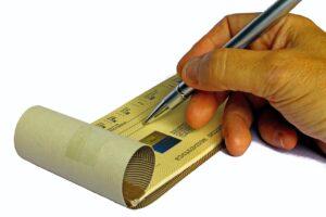 Diferencia entre cheque y pagaré