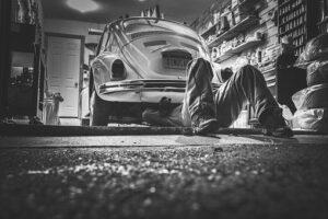 No todas las averías de los autos están cubiertas por el seguro.