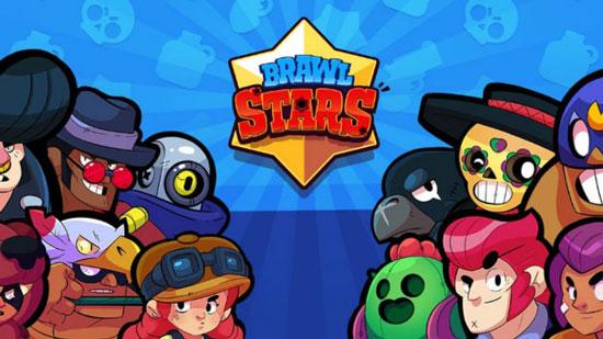 popularidad de Brawl Stars