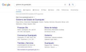 Bolsa de trabajo Guanajuato 2