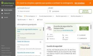 Bolsa de trabajo Guanajuato 3